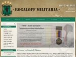 View More Information on Rogaloff Militaria
