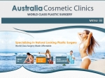 View More Information on Australia Cosmetic Clinics