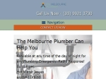 View More Information on The Melbourne Plumber