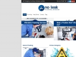 View More Information on No Leak Plumbing