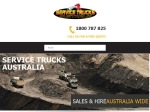 View More Information on Service Trucks Australia