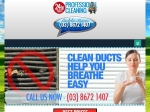 View More Information on Duct Cleaning, Melbourne