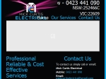 View More Information on Mick Curtis Electrical