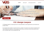 View More Information on Vs George Lawyers