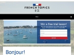 View More Information on French Topics & Co