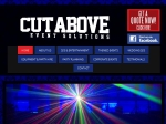 View More Information on Cut Above Events