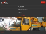 View More Information on Excel Cranes