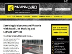 View More Information on Main Line Marking