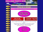 View More Information on Holland Party Hire, Findon