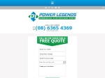 View More Information on Power Legends Commercial Electricians, Perth