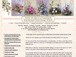 View More Information on Floral Art School Of Australia