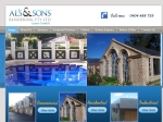 View More Information on Al's And Sons Rendering