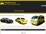 View More Information on Melbourne Maxi Taxis
