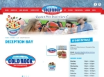 View More Information on Cold Rock, Deception Bay