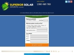 View More Information on Superior Solar Solutions, Australia
