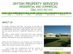 View More Information on Jaytah Property Services