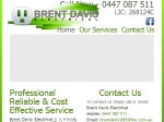 View More Information on Brent Davis Electrical