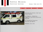 View More Information on Trevor Wilson Electrical Services