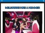 View More Information on Melbourne Hire A Hummer
