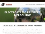 View More Information on Ransburg Electro-Painters Australia