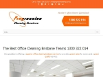 View More Information on Progressive Cleaning