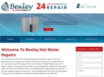 View More Information on Bexley Hot Water Repairs