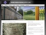 View More Information on Wire Mesh World Pty Ltd