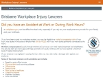 View More Information on Workplace Injury Lawyers