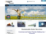 View More Information on Sustainable Solar Services