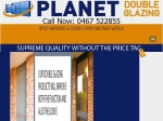 View More Information on Planet Double Glazing