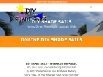 View More Information on DIY Shade Sails, Australia