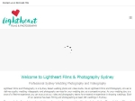 View More Information on Lightheart Wedding