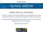 View More Information on SA Pool Doctor