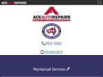 View More Information on Ace Auto Repairs, Taren Point
