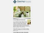 View More Information on Clearing Houses