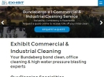 View More Information on Exhibit Commercial & Industrial Cleaning
