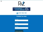 View More Information on RVZ Electrical Services