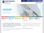 View More Information on The Container Group Pty Ltd