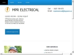 View More Information on MPR Electrical