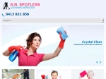 View More Information on AN Spotless Cleaning Services