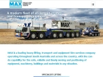 View More Information on Max Crane & Equipment Hire (SA) Pty Ltd, Dry Creek