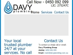 View More Information on Davy Plumbing Group