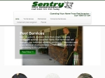 View More Information on Sentry Pest Management
