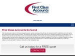 View More Information on First Class Accounts - Norwood