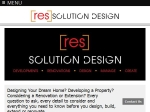 View More Information on RES Solution Design