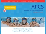 View More Information on Australian Pool Compliance Services