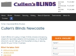 View More Information on Cullins Blinds Newcastle