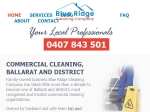 View More Information on Blue Ridge Cleaning Company