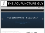 View More Information on The Acupuncture Guy