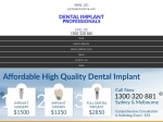 View More Information on Affordable Dentist CBD, Melbourne